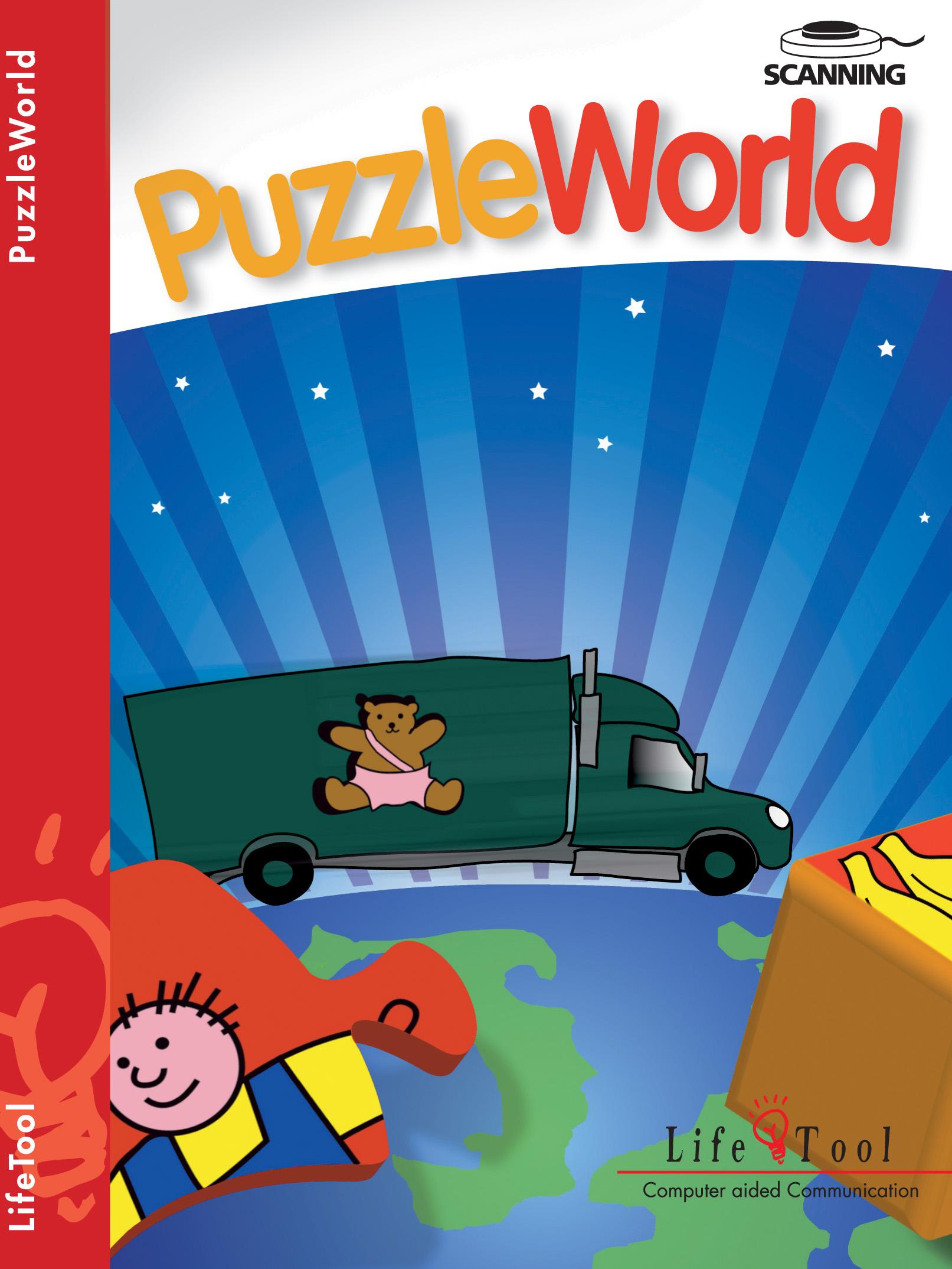PuzzleWorld / Eine Sammlung bekannter Puzzlespiele