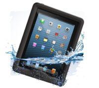 """Schutzhülle """"water proof"""" schwarz für iPad 2-4"""