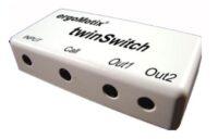 TwinSwitch Mini transp. Steuerung  4x3,5mm