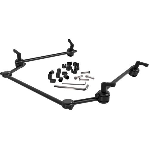 L3D Halterung Headrest 2-Switch