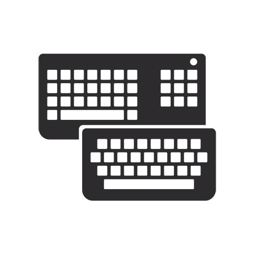 Tastaturen Gesamtüberblick