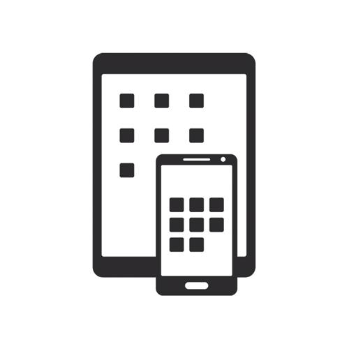 iPad-Shop und Android-Shop
