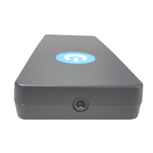 Einschalter für GP12 und GP15 mit Tastenzugang 3,5 mm