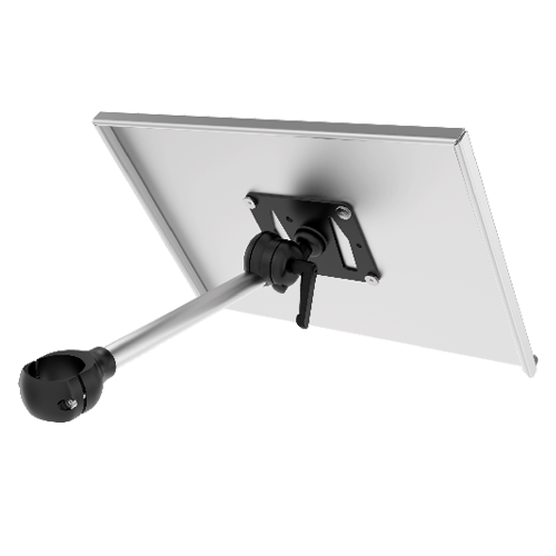 Floorstand Laptop Tray